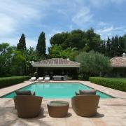 Pool House Villa El Vicario, Marbella... Bottanicca Landscape Architects by Cristina M Salamanca Marbella