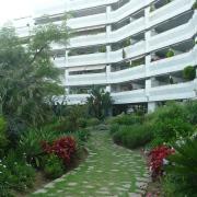 Diseño Caminos  jardín residencial