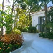 Diseño camino  Jardin en Marbella