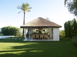 Landscape Architect- Garden Design  Studio in Marbella Sierra Blanca